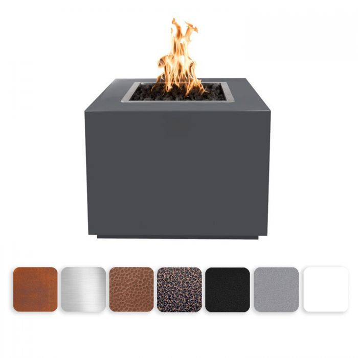 TOP Fires by The Outdoor Plus OPT-48SQxx Forma Fire Pit