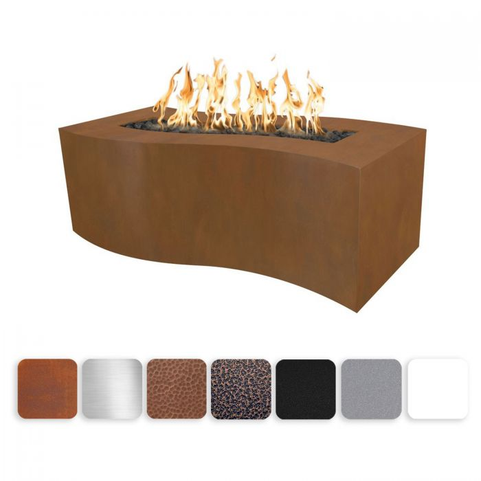 TOP Fires by The Outdoor Plus OPT-BLWxx72 Billow Fire Pit