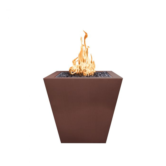 TOP Fires by The Outdoor Plus OPT-FPT2500x Vista Copper Fire Pit