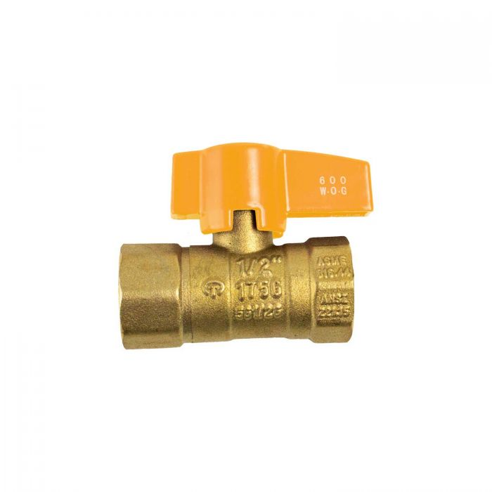 The Outdoor Plus OPT-NGBV 1/2-Inch Ball Valve