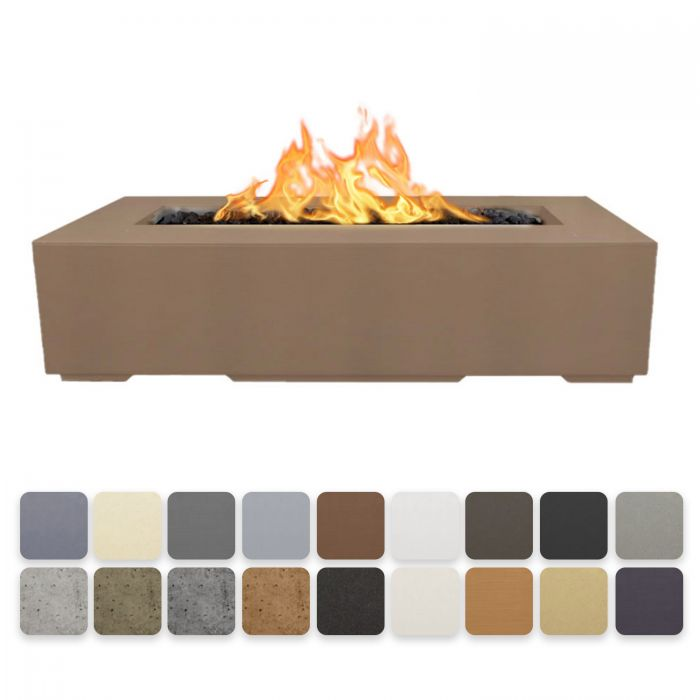 TOP Fires by The Outdoor Plus OPT-RGLxx Regal Concrete Fire Pit