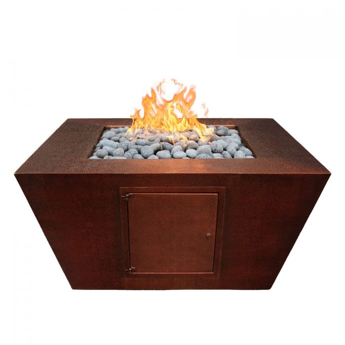 TOP Fires by The Outdoor Plus OPT-SQ36CPMx Amere Fire Pit