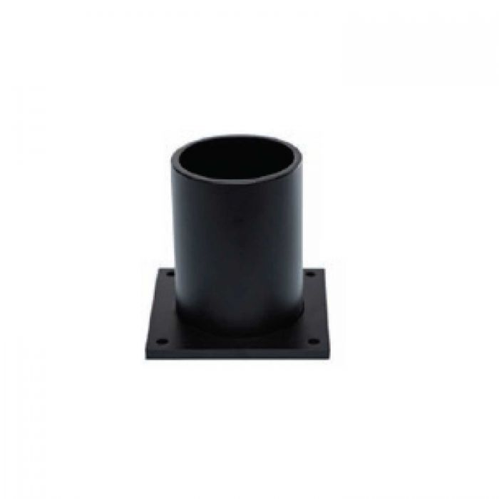 The Outdoor Plus OPT-TTDP Deck Post Mounting Plate for Fire Torches