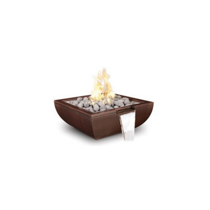 TOP Fires by The Outdoor Plus OPT-xxAVxxFW Avalon Gas Fire and Water Bowl
