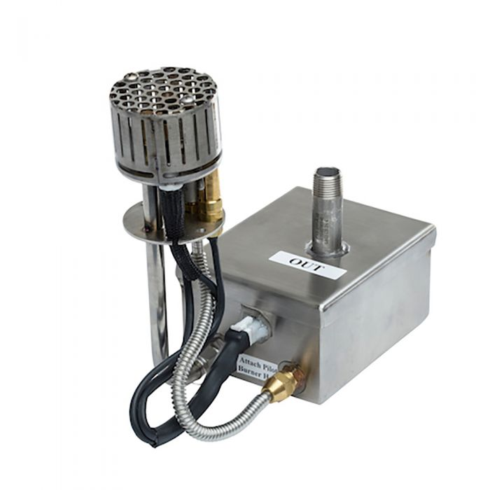 Fire by Design SHCG High Capacity SUBEIS Submersible Electronic Gas Fire Pit Ignition System