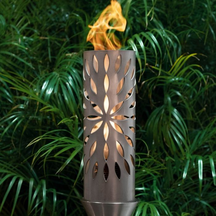Top Fires by The Outdoor Plus OPT-TCH23xSS Sunshine Top-Lite Torch