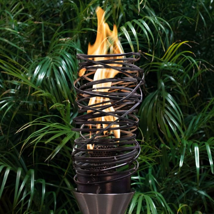 Top Fires by The Outdoor Plus OPT-TT24x Tangled Top Torch