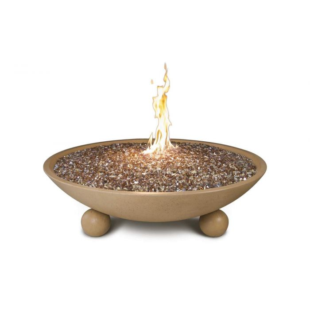 American Fyre Designs Versailles Fire Bowl, 48-Inch