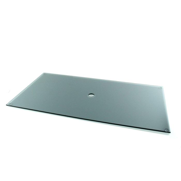 The Outdoor GreatRoom Company 1224-GREY-GLASS-COVER Glass Burner Cover for CF-1224 Burners, Grey, 25.5x13.5-Inches