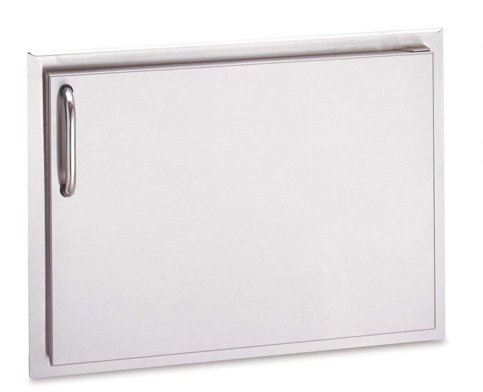 American Outdoor Grill Single Storage Door, 17x24 Inch - Door Hinge Right