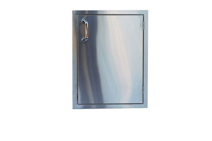 The Outdoor GreatRoom Company 17SNGL Single Access Door, 24x17-Inch