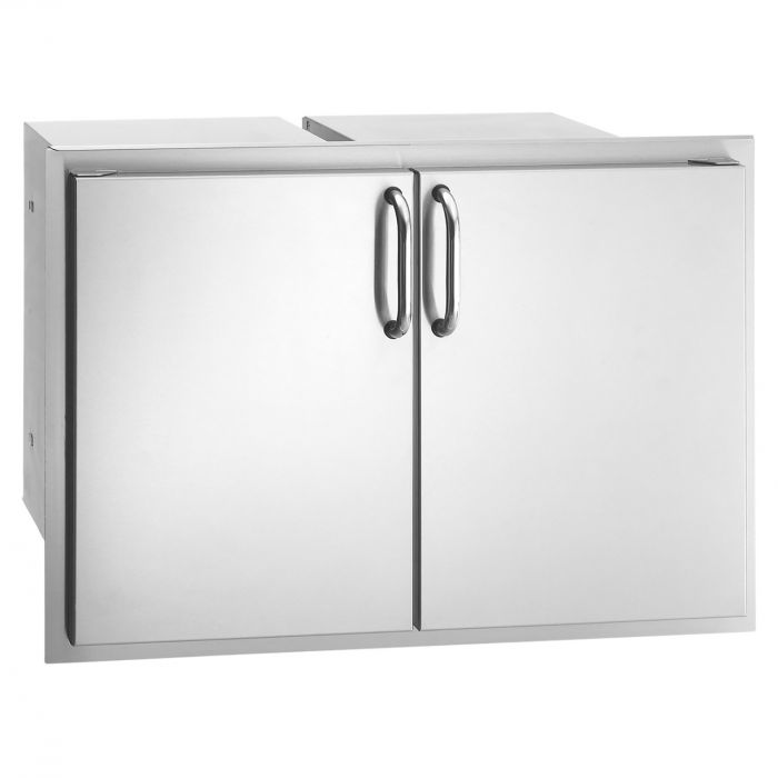 Fire Magic Select Double Doors with Two Dual Drawers