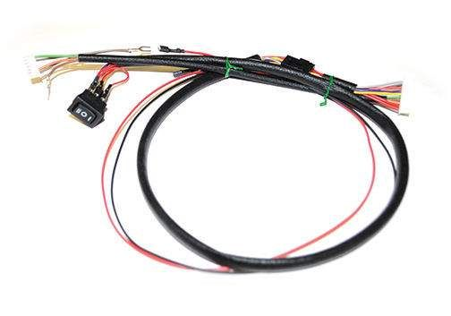 Dexen Electronic Ignition Valve Wiring Harness