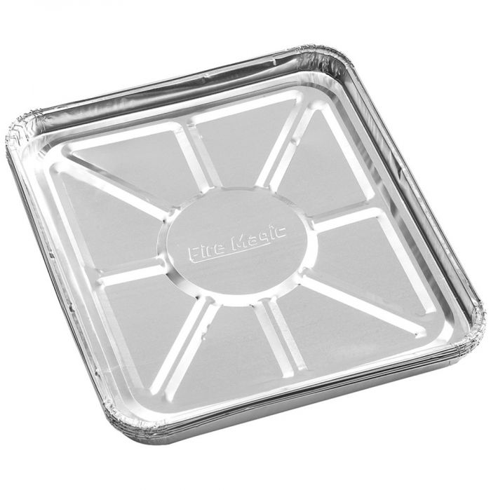 Fire Magic Foil Drip Tray Liners, 12 Four Packs