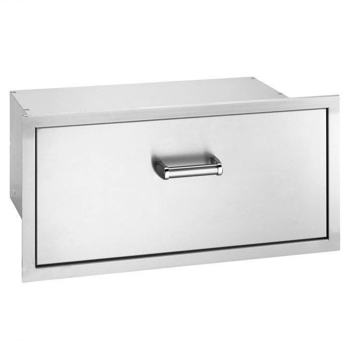 Fire Magic Premium Masonry Drawer, Flush Mounted