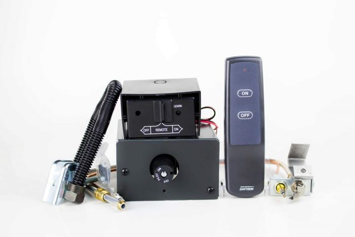 Skytech AF-LMF/R Manual On/Off Gas Valve Kit with On/Off Remote