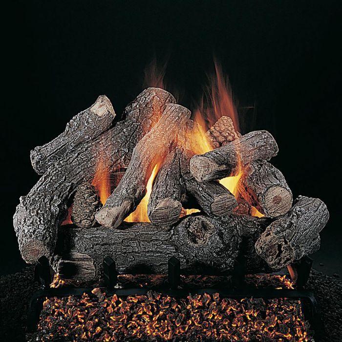 Rasmussen BF-Kit Bonfire Series Complete Fireplace Log Set
