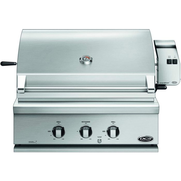 DCS Traditional 30-Inch Built-In Gas Grill with Rotisserie
