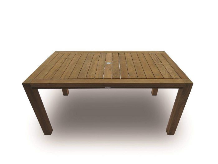 Royal Teak Collection COMF Comfort Teak Table