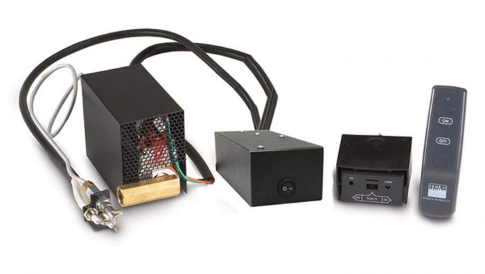 Real Fyre EPK-1 Electronic Valve System with Non-Standing Pilot and On/Off Remote Control