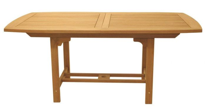 Royal Teak Collection FER Rectangular Family Expansion Teak Table