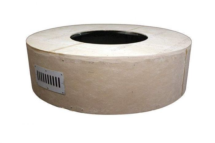 Hearth Products Controls Round 54 Inch Unfinished Fire Pit Enclosures