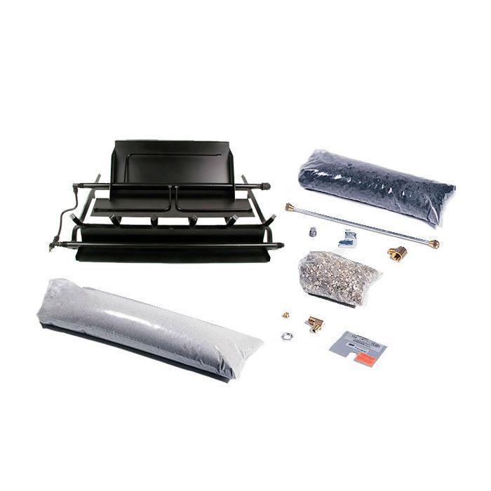Rasmussen LD TimberFire Series Multi-Burner and Grate Kit