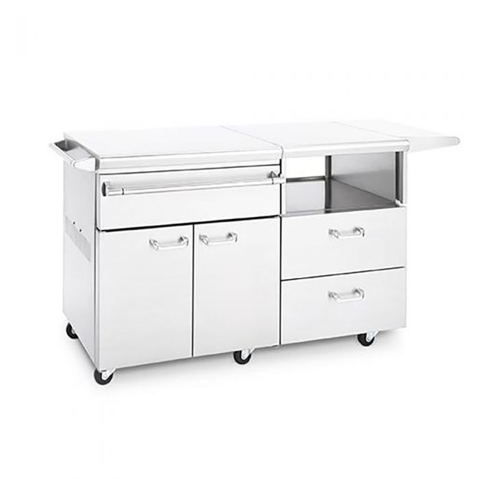 Lynx 54-Inch Mobile Kitchen Cart