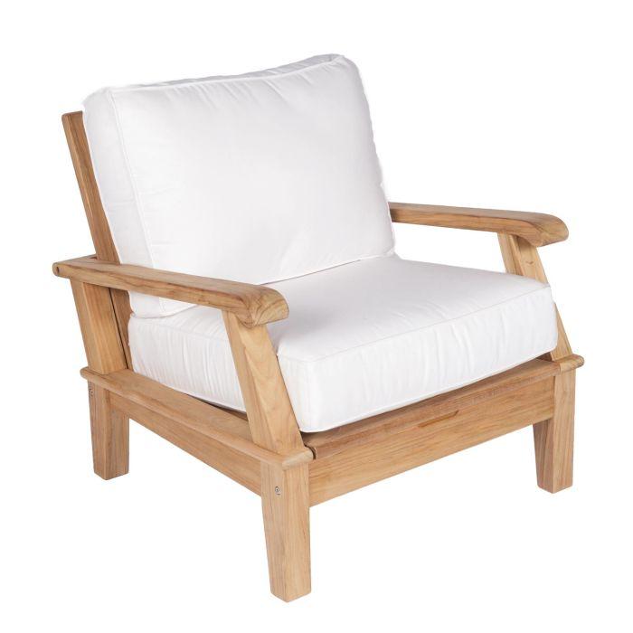 Royal Teak Collection MIACH Miami Teak Chair