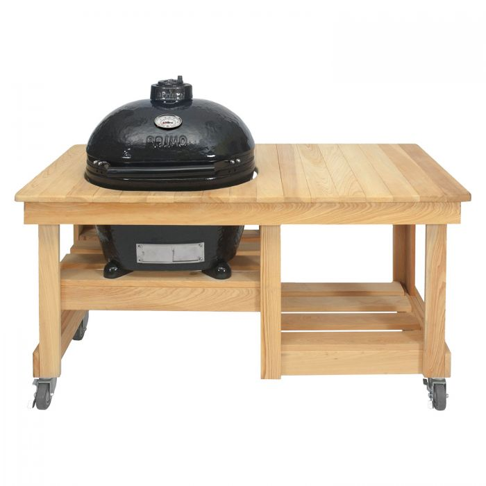 Primo Large Oval 300 in Cypress Counter Top Table