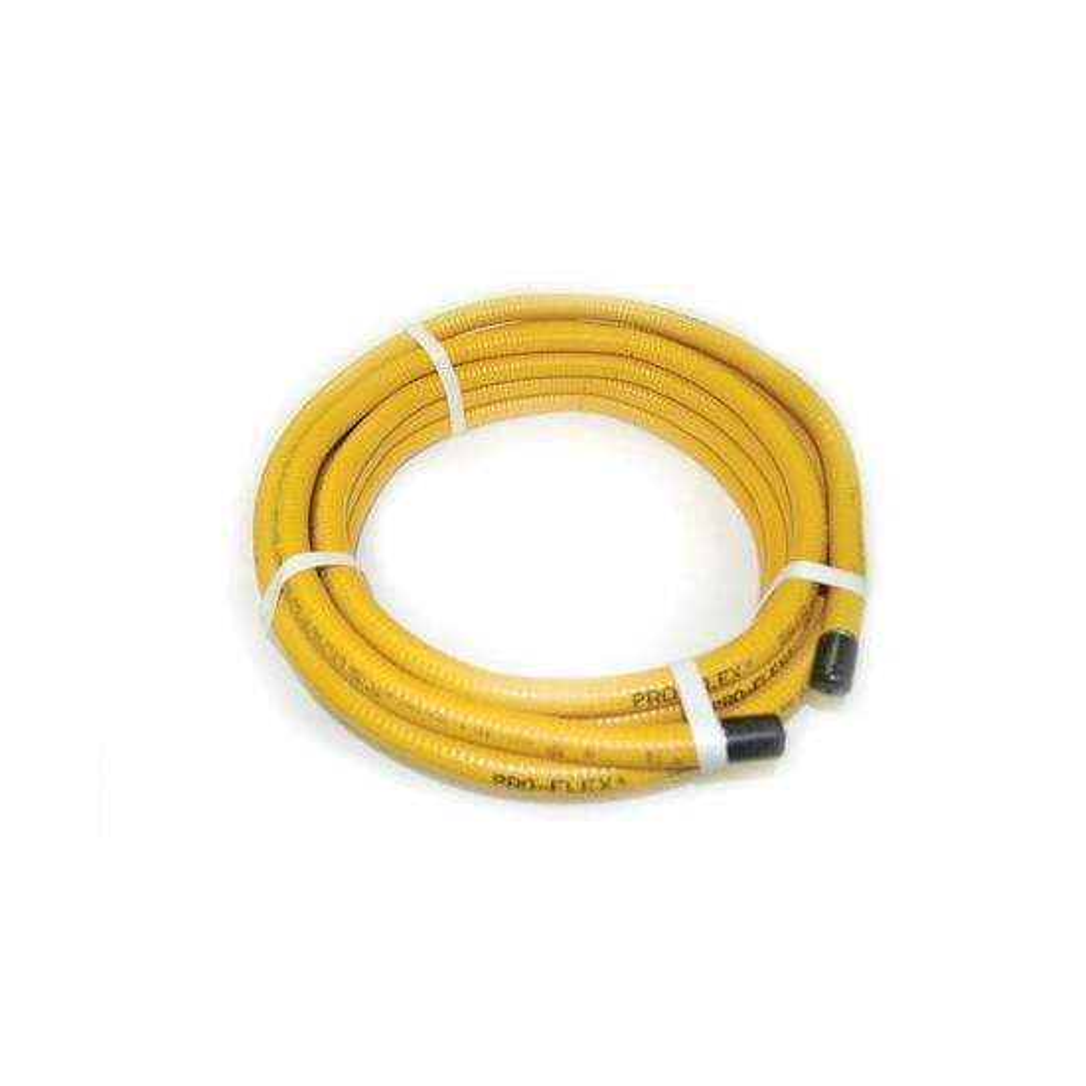 Hearth Products Controls Pro-Flex Gas Line, 1/2 Inch