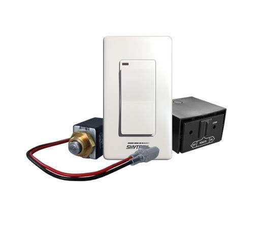 Skytech RCAF-LMF-WWS Wireless Wall Mounted On/Off Switch with Solenoid for AF-LMF Valve Kits