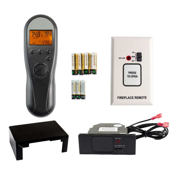 Acumen RCK-KW Timer/Thermostat Fireplace Remote Control