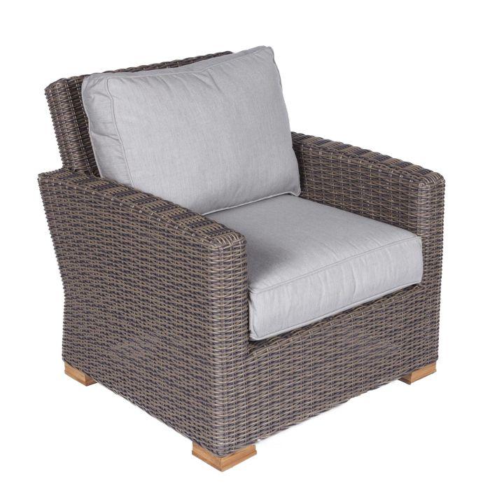 Royal Teak Collection SBCC Sanibel Club Teak Chair