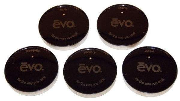Evo Smoke to Taste, Canisters with Real Wood