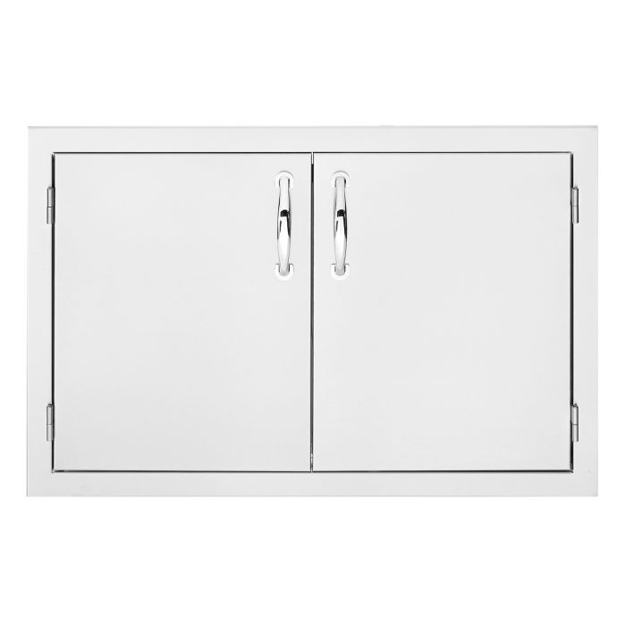 Summerset Double Access Doors, 30 Inch