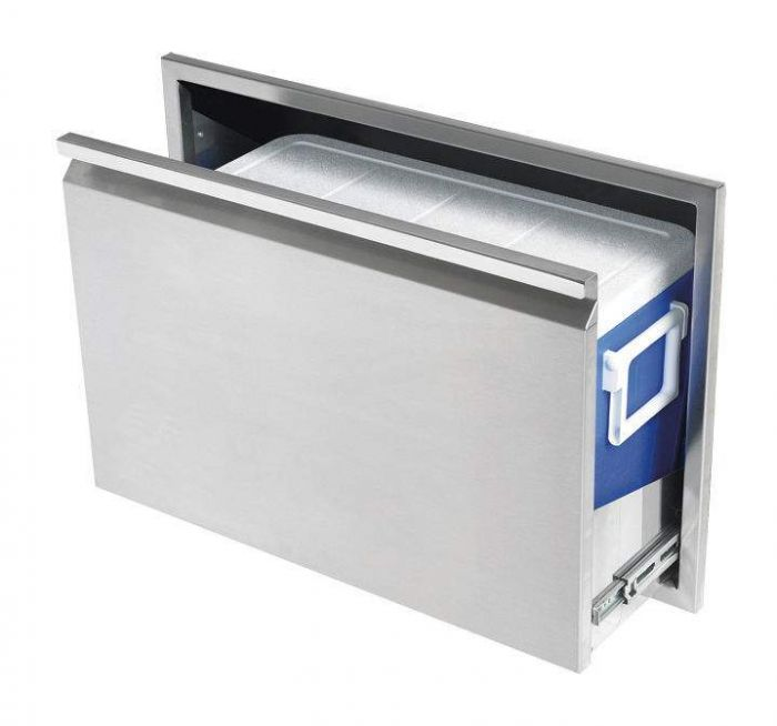 Twin Eagles 30 Inch Cooler Drawer, (Cooler included)