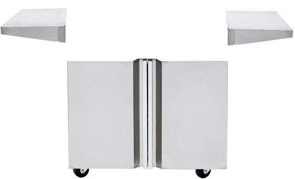Twin Eagles Double Doors Grill Base, 30 Inch