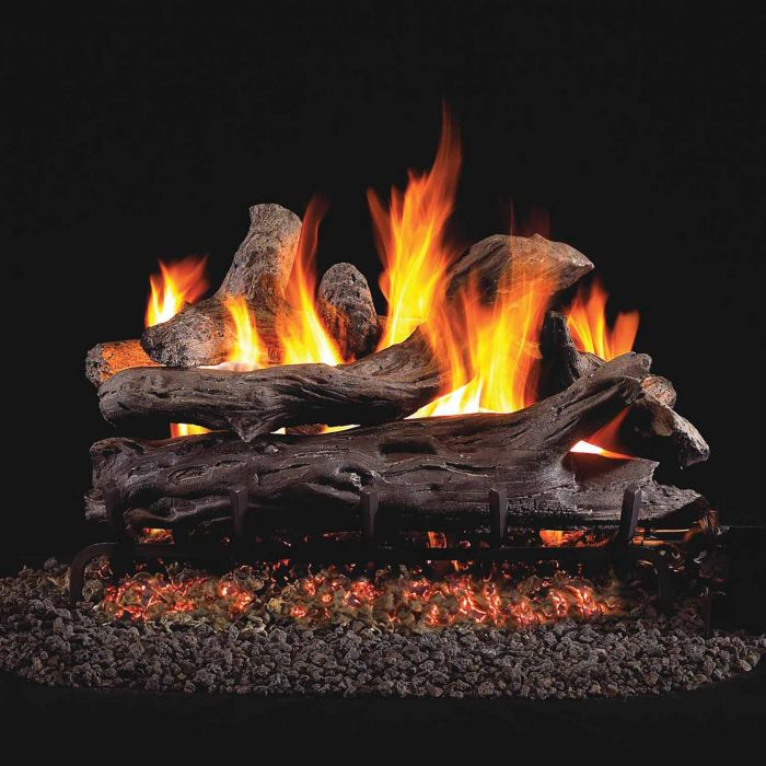 Real Fyre CDR Coastal Driftwood Vented Gas Logs