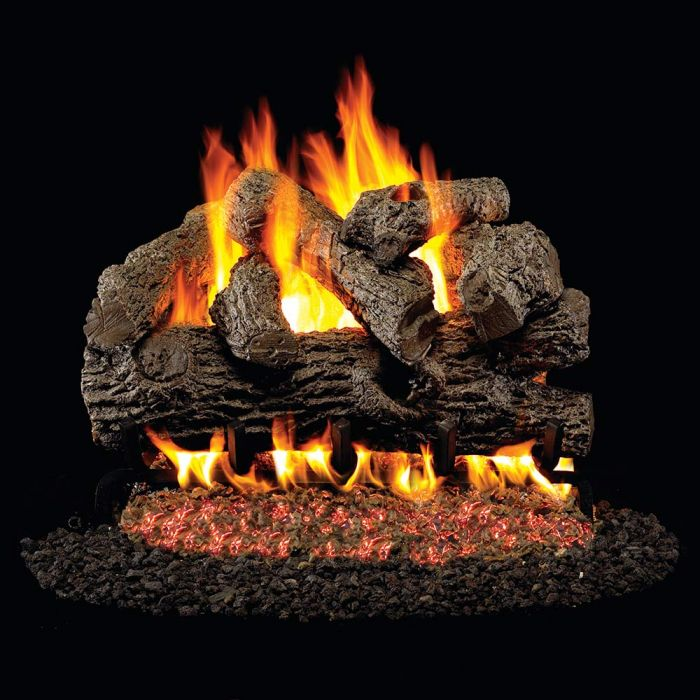Real Fyre B Royal English Oak Vented Gas Logs