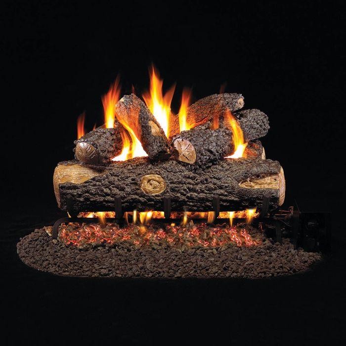 Real Fyre WO Woodland Oak Vented Gas Logs