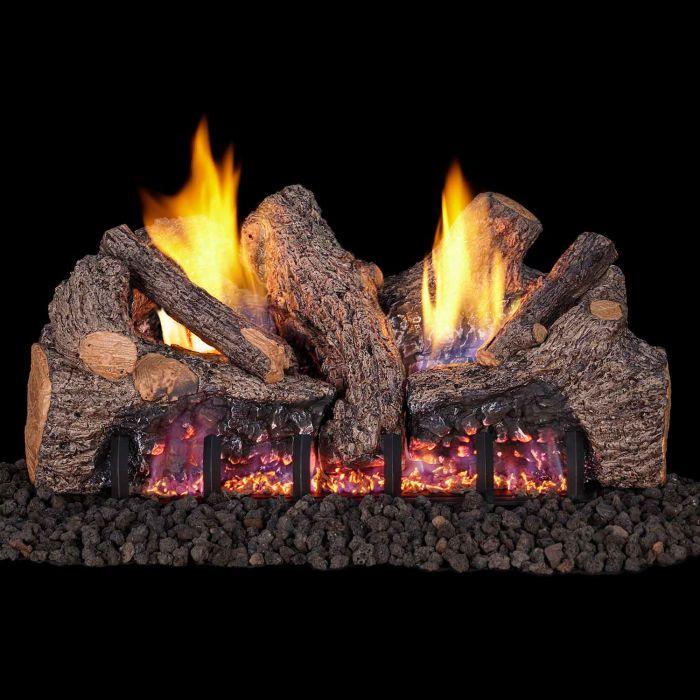Real Fyre FTO  Vent Free Gas Log Set