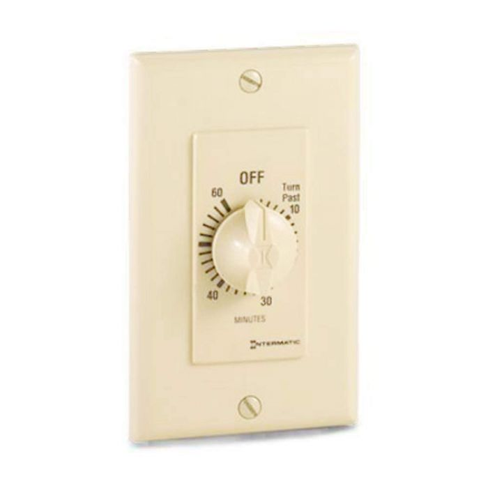 Real Fyre WS-2 Low Voltage ON/OFF Wall Timer with Cover and Wiring