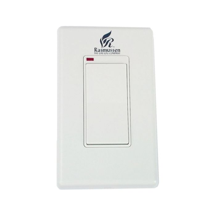 Rasmussen WS-MV1 Wireless Wall Switch On/Off Fireplace Remote Control