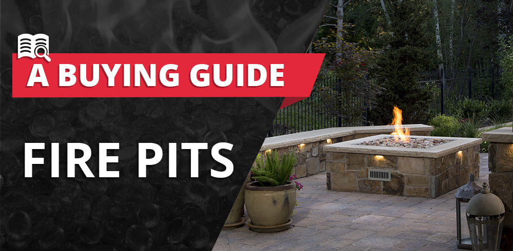 Fire Pit Buying Guide 2021 Blog Image