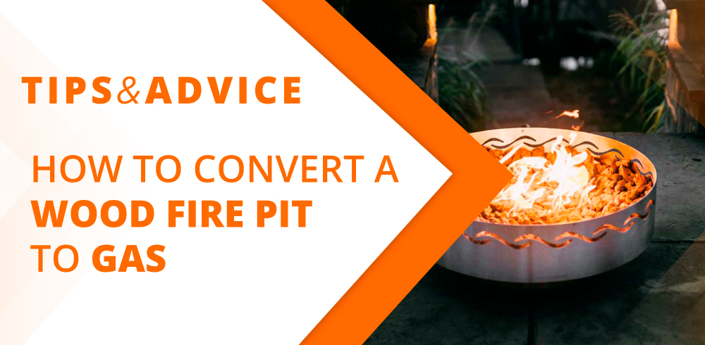 How to Convert a Wood Fire Pit to Gas Blog Image