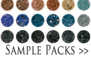 Fire Glass Sample Packs