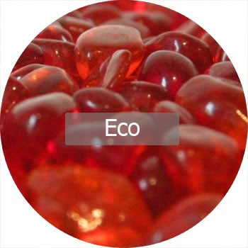 Eco Fire Glass