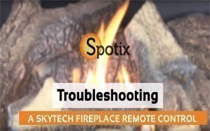 How to Troubleshoot a Fireplace Remote Control